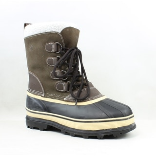 3be2e9b4d72 Shop Northside Mens Back Country Black Snow Boots Size 8 - On Sale - Free  Shipping On Orders Over  45 - Overstock - 27345922