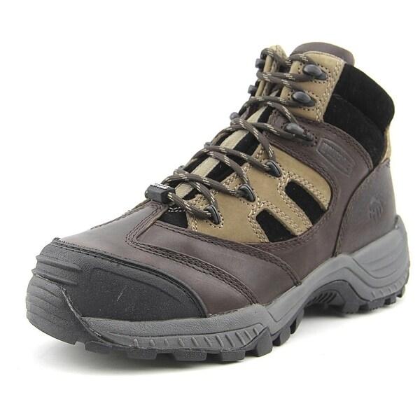 Wolverine Kingmont Men Round Toe Leather Hiking Boot