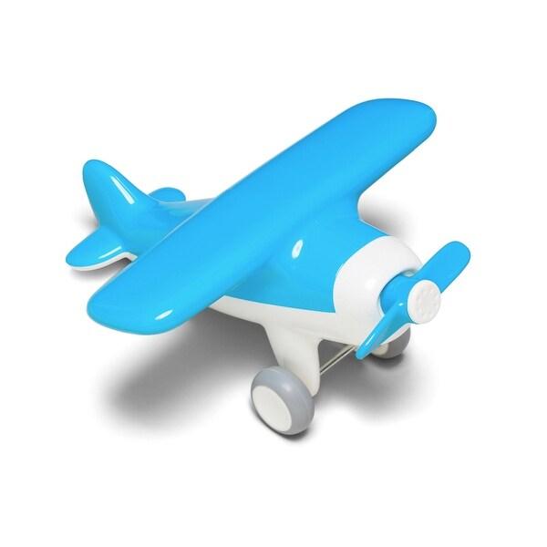 Air Plane Sky Blue