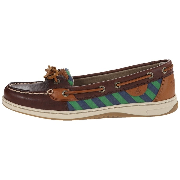 Sperry Top-Sider Women's Angelfish Plaid Boat Loafer