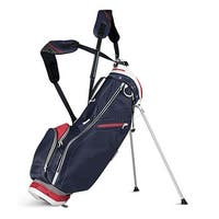 Sun Mountain Front 9 (No Logo) Stand Bag - Navy / Rio / White -CLOSEOUT - Navy / Rio / White