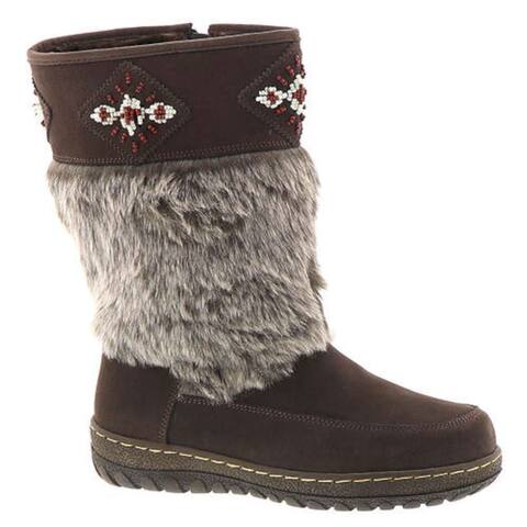 Wanderlust Womens Nita Closed Toe Mid-Calf Cold Weather Boots - 10.5