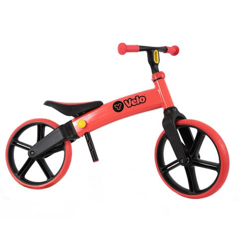 YVelo Balance Bike Red