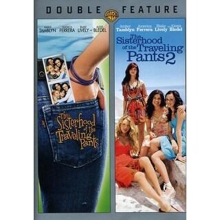 Sisterhood of the Traveling Pants 1 & 2 [DVD]