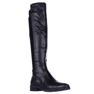Marc Fisher Felissa Tall Riding Boots - Black