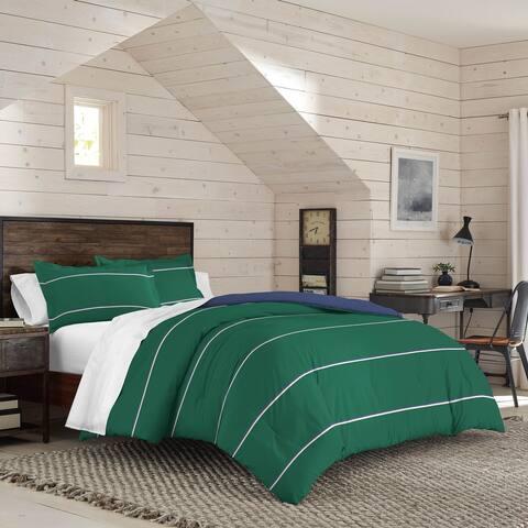 IZOD Colin Stripe Twin/ Twin XL Comforter Set