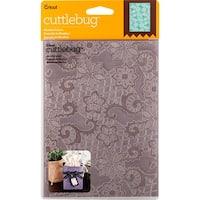 "Heather's Lace-Cuttlebug 5""X7"" Embossing Folder"