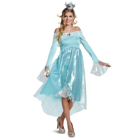 Disguise Rosalina Deluxe Adult Costume