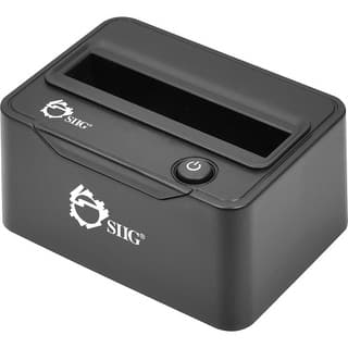 "SIIG JU-SA0L11-S1 SIIG USB 3.0 to 2.5"" SATA HDD/SSD Mini Docking - Black|https://ak1.ostkcdn.com/images/products/is/images/direct/9407eb06c675612063077645d028e66572a78bc9/SIIG-JU-SA0L11-S1-SIIG-USB-3.0-to-2.5%26quot%3B-SATA-HDD-SSD-Mini-Docking---Black.jpg?impolicy=medium"