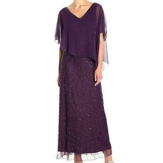 J kara blue dresses purple