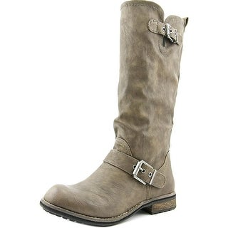 Bull Boxer Jumper Women Taupe Boots