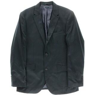 Perry Ellis Mens Slim Fit 2-Button Jacket - 42R