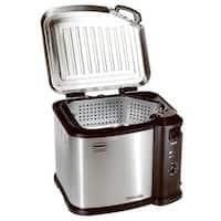 Masterbuilt Manufacture 218015 Indoor Electric Turkey Fryer - Extra Large
