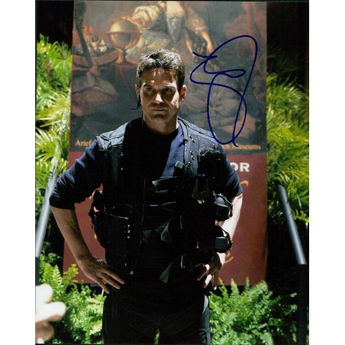 96ab10d07a271 Signed McClintock Eddie Warehouse 13 8x10 Photo autographed