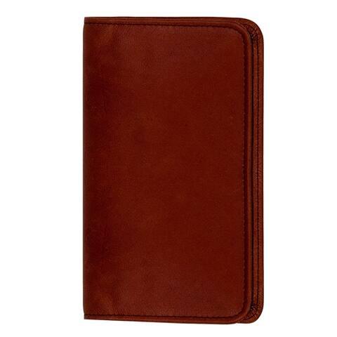 Scully Western Address Book Soft Plonge Leather Telephone - Black - One Size
