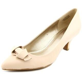Circa Joan & David Edlyn Women Pointed Toe Leather Heels