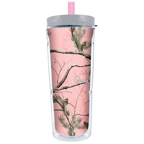 Bubba 11713 Keg Camouflage Water Bottle, Pink, 24 Oz