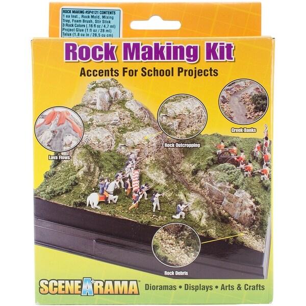Diorama Kit-Rock Making