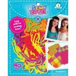Neon - Sew Cute! Loom Loop Refill Kit