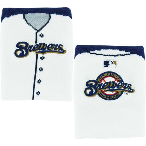 Milwaukee Brewers Fan Band, 2-Pack