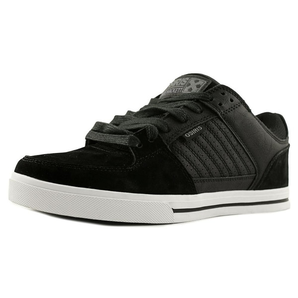 Osiris Protocol Men Black/H-Street/Dave Hackett Skateboarding Shoes