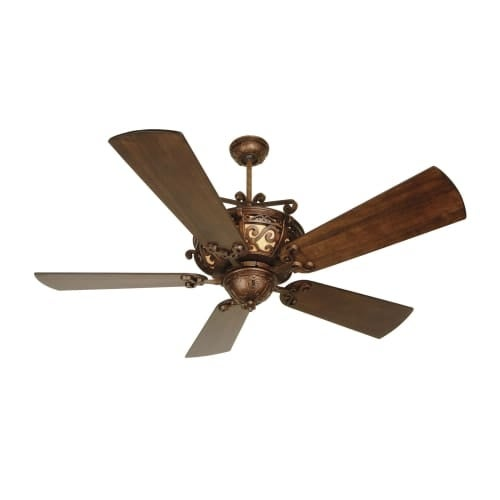 "Craftmade K10765 Toscana 54"" 5 Blade Indoor Ceiling Fan - Blades Included"