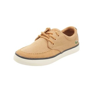 Lacoste Infant Sevrin 116 Sneakers in Light Tan