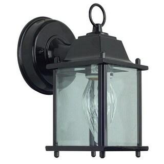 "Sunset Lighting F7802 1 Light 8.75"" Height Outdoor Wall Sconce"