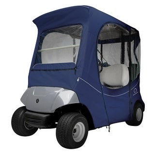 Fairway Fadesafe Yamaha The Drive Golf Cart Enclosure-Navy - 40-057-335801-00