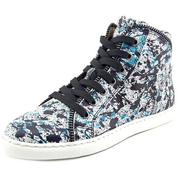 Splendid Sebastian Leather Fashion Sneakers