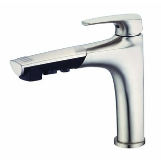 Danze D456710SS Taju Pull Out Kitchen Faucet Stainless Steel - Stainless Steel