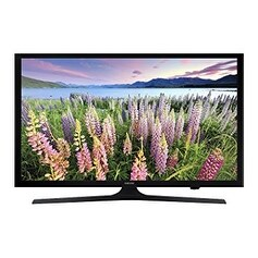 Samsung UN40J5200 40-Inch 1080p Smart LED TV (Refurbished) - Black