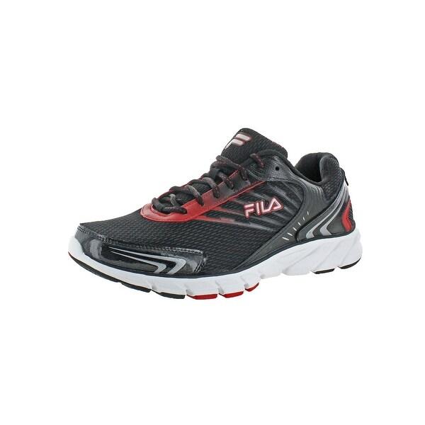 Fila Mens Maranello Running Shoes Leather Mesh - 11 medium (d)