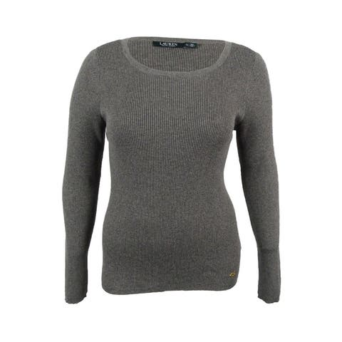 fc93cbf98 Lauren Ralph Lauren Women s Ribbed Sweater (XL