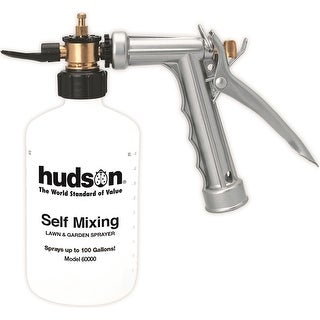 Hudson 60000 Self-Mixing Metal Hose End Sprayer