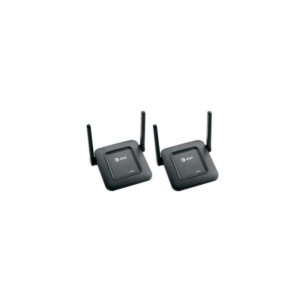 AT&T SB67128 Accessory Repeater W/ 1 to 4 Line Capability (2 Pack) New