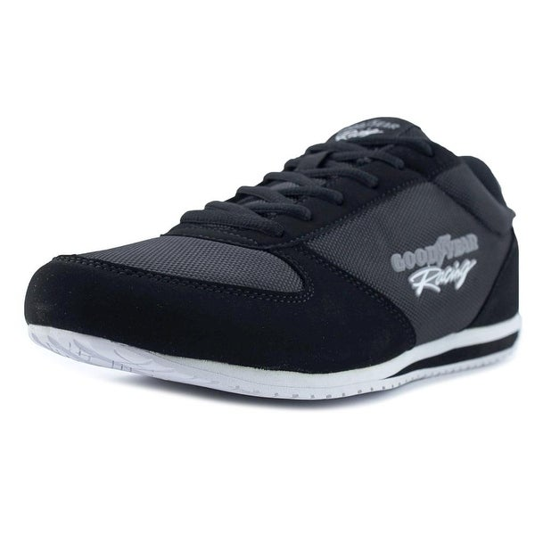 Goodyear Groove Men Round Toe Synthetic Black Sneakers