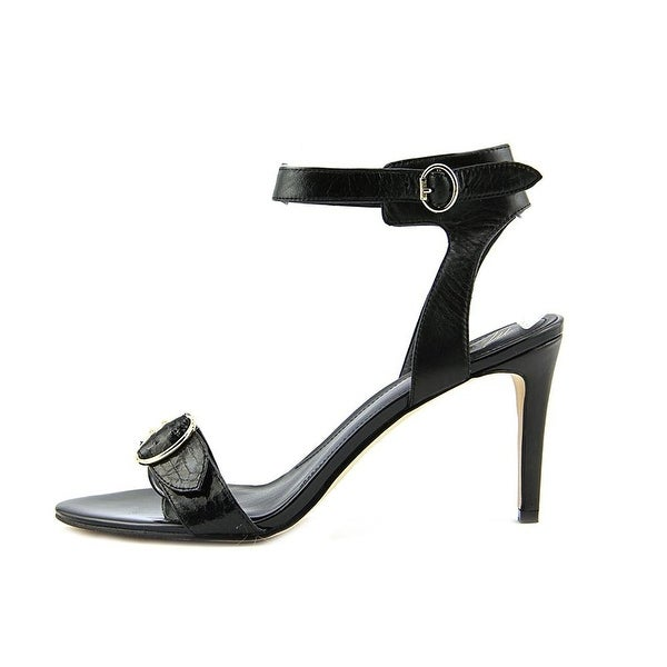 Marc Fisher Womens Malika Open Toe Special Occasion Ankle Strap Sandals