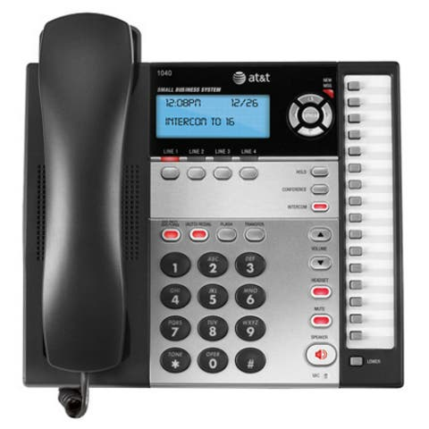 AT&T 1040 4-Line Corded Phone