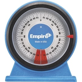 Empire Lrg Magnetic Protractor