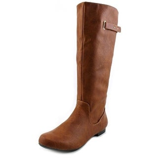 Style & Co Mabbel Round Toe Synthetic Knee High Boot