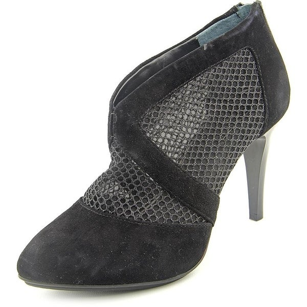 Alfani Womens Stariss Leather Closed Toe Classic Pumps