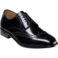 Florsheim Men's Brookside Black Leather