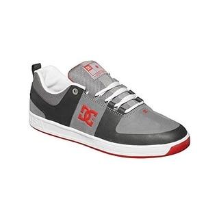 DC Mens Lynx Prestige S Shoes - black/grey/red