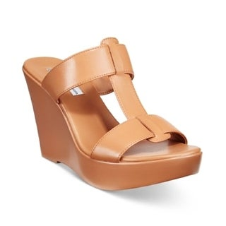 INC International Concepts Womens Paciee Open Toe Casual Platform Sandals