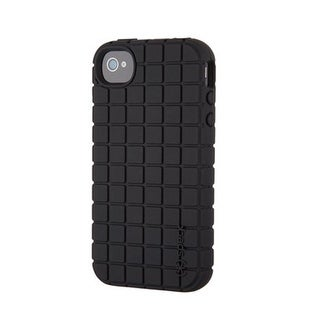 Speck PixelSkin HD Silicone Case for Apple iPhone 4 / 4S (Black)