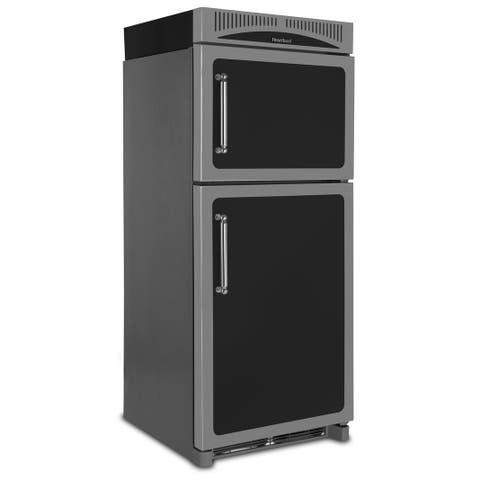 """Heartland HCTMR20R 30"""" Wide 20.4 Cu. Ft. Energy Star Rated Top Mount Refrigerator with Disappearing Shelf"""