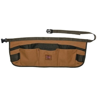"Bucket Boss 80100 Duckwear SuperWaist Apron, 27"" to 54"" waist size"