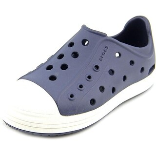 Crocs Bump It Shoe Youth Round Toe Synthetic Sneakers