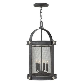 Hinkley Lighting 3942 4 Light Indoor Lantern Pendant from the Holden Collection